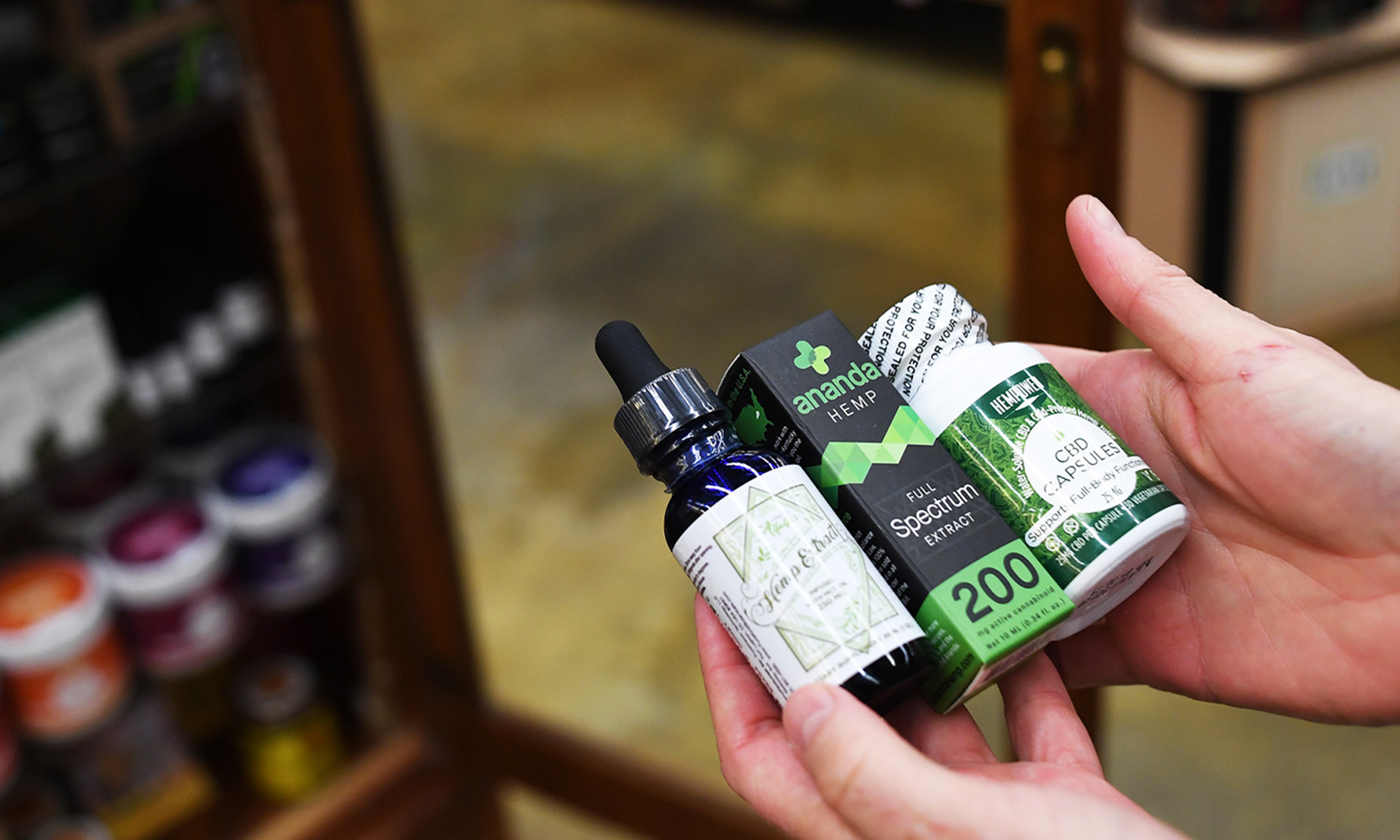 Exclusive: New Report Predicts CBD Market Will Hit $22 Billion by 2022