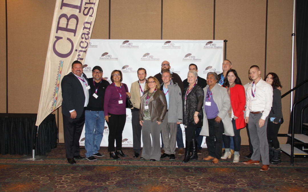 Franchisees gain valuable skills, tools, and knowledge at the 2019 American Shaman Franchise Meeting.
